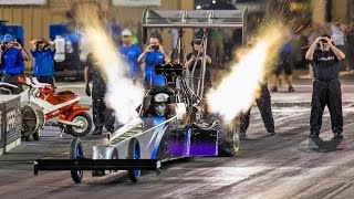 Download Youtube: Top Fuel DRAGSTER - 4 Second MONSTER!