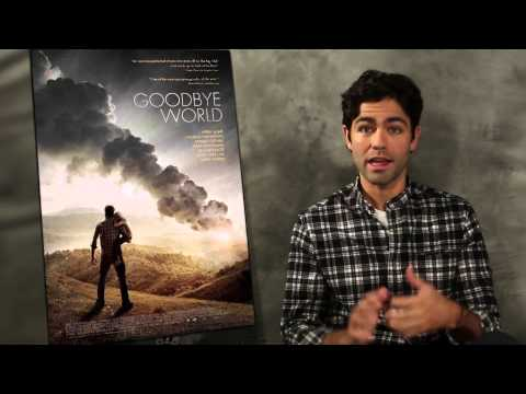 Goodbye World Featurette 'Adrian Grenier'