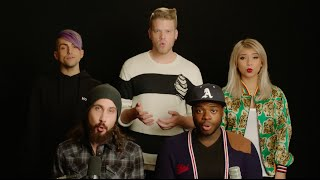 No - Pentatonix (Meghan Trainor Cover) Video