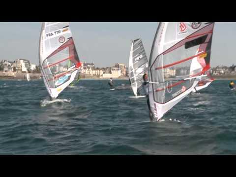 Championnat de France Funboard 2010 St Malo