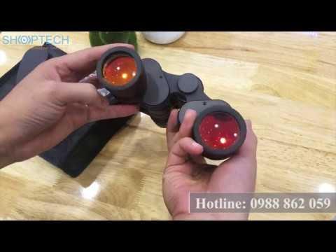 Ống nhòm Coated Optics 60x60 - Hỗ trợ nhìn đêm tốt nhất[SHOPTECH]