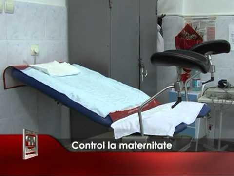 Control la maternitate