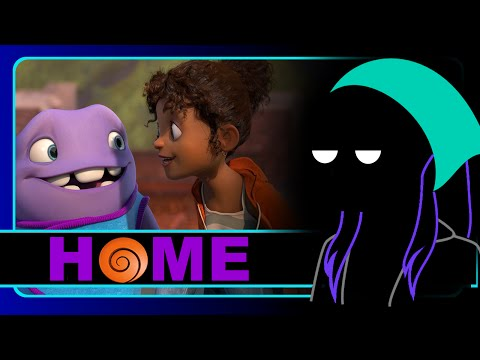 Dreamwork's Home (2015) Review
