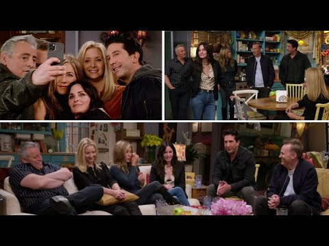 Friends Reunion: Why the Cast Says They'll NEVER Reunite Again