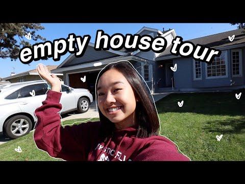 EMPTY HOUSE TOUR (moving ep. 2) | Nicole Laeno