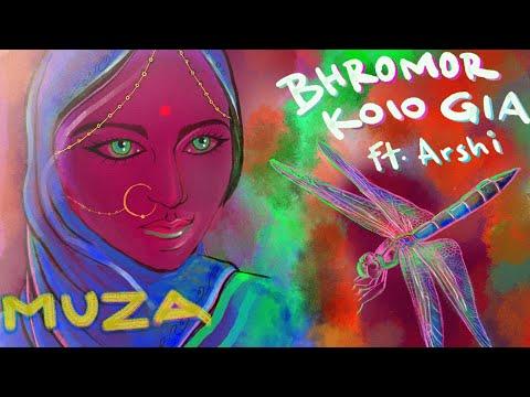 Muza- Bhromor Koyio Gia (ft. Arshi)