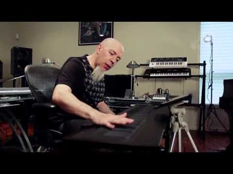 Jordan Rudess - While sitting in