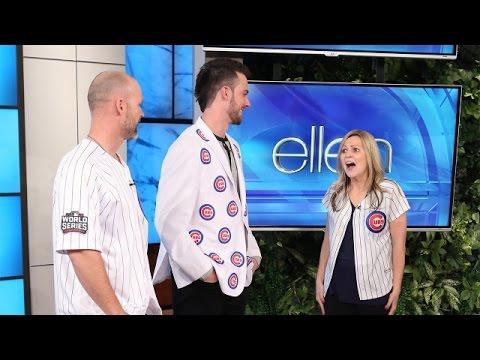 A Cubs Fan Gets a Deep Dish Surprise!