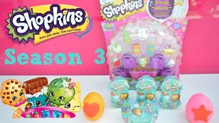 In this video we open 4 Shopkins blind baskets. Season 3 Shopkins blind baskets! Plus 2 Shokins suprise eggs!Shopkins are super cute, fun, small characters that live in a big shopping world! Over 100 different Shopkins are brought to life per series as the cutest collectible characters that can be found inside adorable shopping bags! Look out for the special finish Ultra Rare characters! Collect all of the playsets which all have movable and interactive features. Aisles of fun shopping themes to collect. Once you shop, you can't stop! The Shopkins 12 pack contains 12 characters (2 of which are hidden), 4 green shopping bags, 1 purple glittery shopping basket with green handles and a collectors guide. Suitable for ages 5 and above. Contents: 12 characters (2 of which are hidden), 4 shopping bags, 1 shopping basket, collectors guide.Shopkins™ S3 5 PackBag some fun with these 5 cute shopkins. This little gang's ready to roll out of the store! There are 5 Shopkins, 3 shopping bags and a Shopkins list collectors guide in this fun-filled pack!Shopkins™ S3 12 PackCheck out this massive pack of Shopkins stuff! You'll have shelves of fun with this pack of 12 Shopkins, 1 shopping basket and 4 bags! Plus a Shopkins list collector's guide! Shop to it now and avoid the rush at the check-out!Surprise Eggs Languages - huevos sorpresa, яйця з сюрпризом, överraskning ägg, сюрприз яйца, ovos surpresa, Überraschung Eier, œufs surprise, siurprizas kiaušiniaiKinder Surprise other languages:Kinder Surprise, Kinder ـberraschung, Kinder Ferrero, Kinder Meglepetés, Kinder Sorpresa, Kinder Ovo, Kinder Chocholate, Chocholate egg, Kinderschokolade, kinderueberraschung, Kinderoverraskelse, Kinder Niespodzianka, Kinderنgg, Surprise eggs, Kinder, Kinder Toy, KindereggHey guys... Welcome to ABCD And Friends!This is a new channel dedicated to Kinder Egg openings, Surprise Eggs, Play Doh, Blind Bags and Toy Reviews!Please leave a like if you enjoyed the video! We'd also love to hear from you so plea