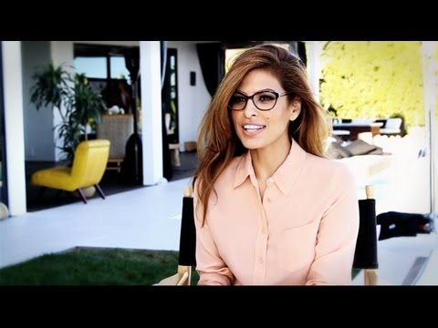 Vogue Eyewear | Eva Mendes Interview