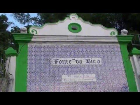 FONTE DA BICA: Água rejuvenescedora  em Itaparica