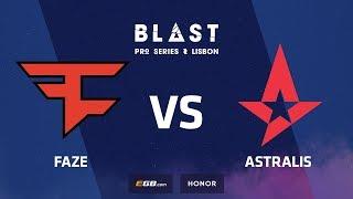 FaZe vs Astralis, dust2, BLAST Pro Series: Lisbon 2018