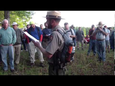 Bloody Angle Mayhem at Dawn: The Union Onslaught Pt 2 Spotsylvania 150th