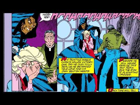 Reader's History of CLOAK AND DAGGER   Part 4 - A New Direction