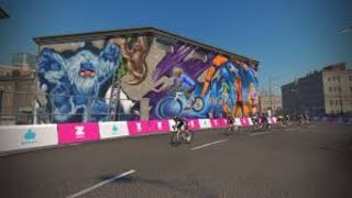 ZWIFT: EVR EUROPE CAT A by Verticalife