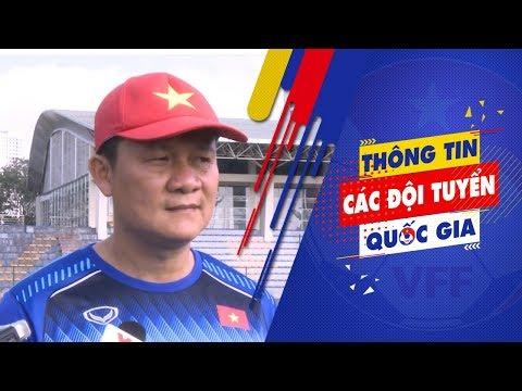 HLV Nguyễn Quốc Tuấn chia sẻ về tình hình ĐT U22 Việt Nam trước Tết Nguyên Đán