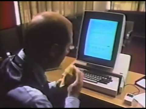 A 1972 Commercial For the Xerox Alto Computer Predicts the Office of the