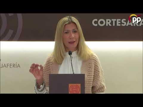 Vaquero plantea al Gobierno aragonés mejoras en empleo, conciliación, acceso a la banda ancha, lucha contra la violencia de género y de coordinación institucional
