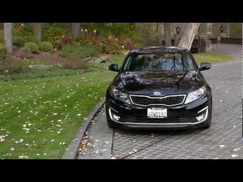 2011 Kia Optima Hybrid  Review – LotPro