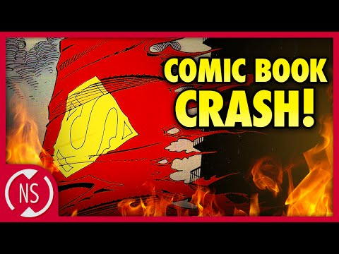 Comics - In the 90's, the entire comic book industry crashed because of speculators collecting comics for the sole purpose of selling them later for what they thought...