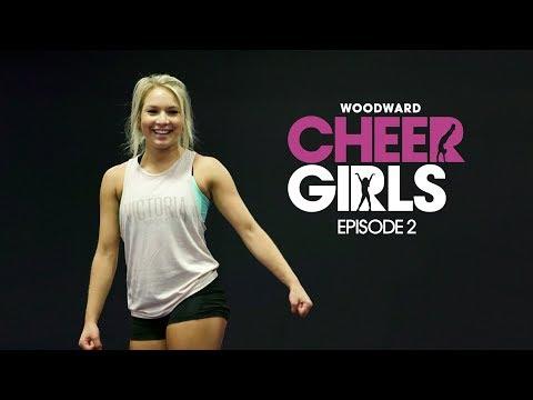 Meet Kennedy Thames - EP2 - Woodward Cheer Girls Season 2