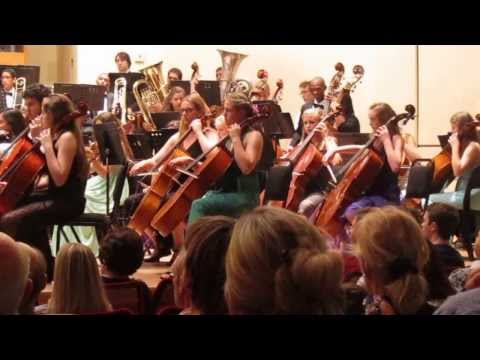 Bloemhof Stringendo, Paul Roos Gymnasium and Cape Philharmonic Youth Orchestra – James Bond medley