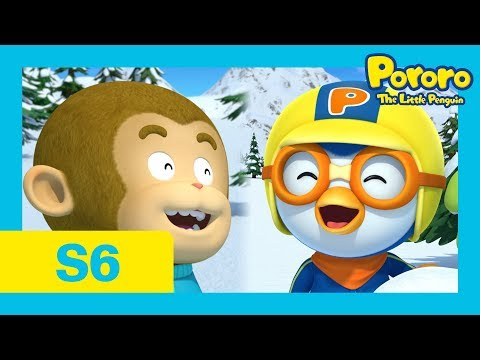 Pororo Season 6 | #20 Our Summer Island Friends Come Visit! | Who Wants To Visit Porong Village?