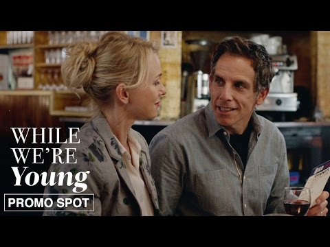 While We're Young (TV Spot 'Twenty Five')