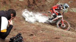 Bernat Guardia - THE WEEK - DOWNHILL Pro Racer 2010 - YouTube