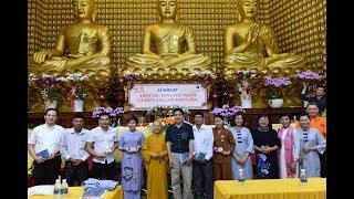 Lễ đăng ký hiến mô tạng và hiến xác cho y học lần 4 tại chùa Giác Ngộ 29-09-2018