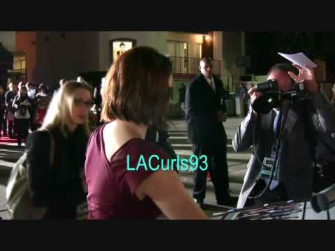 Actress Melanie Lynskey makes sure her boobs don't pop out.wmv