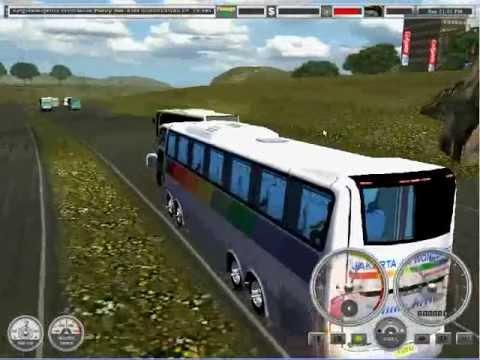 sopir ugal ugalan busmod mania
