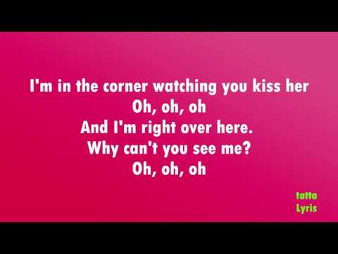 Ashley Tisdale ft. Lea Michele - Dancing On My Own (Lyrics)