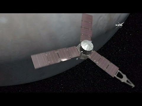 NASA: Σε τροχιά η Ήρα γύρω από τον Δία