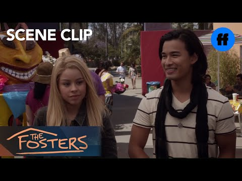 The Fosters 2.09 (Clip 'Mariana & Mat')