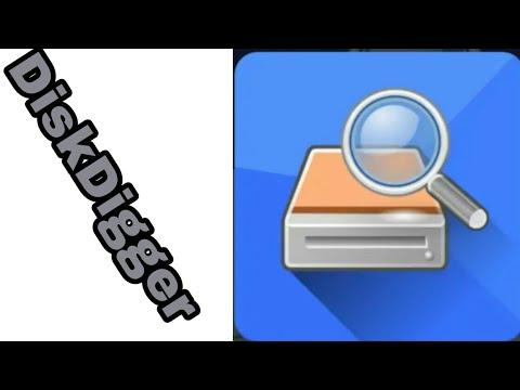 كيفية إعادة الصور التي أزيلت عن طريق برنامج ديسك ديجر | DiskDigger For Android Restore Images
