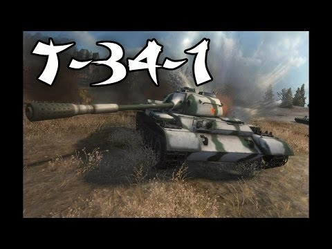 t 34 world of tanks  World of Tanks - T-34-1
