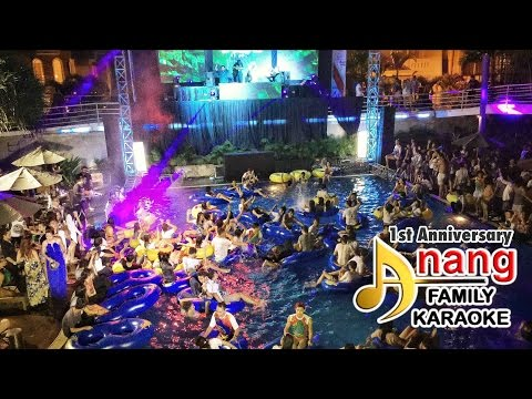Sneak-Peek - 1st Anniversary Anang Family Karaoke / Colour Pool Party [HD]