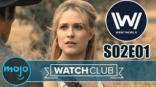 Westworld Season 2 Episode 1 BREAKDOWN - WatchClub