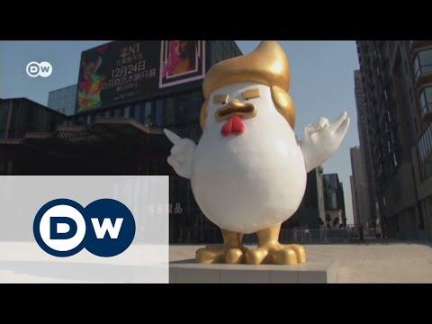 Начнет ли Дональд Трамп торговую войну с Китаем - DomaVideo.Ru