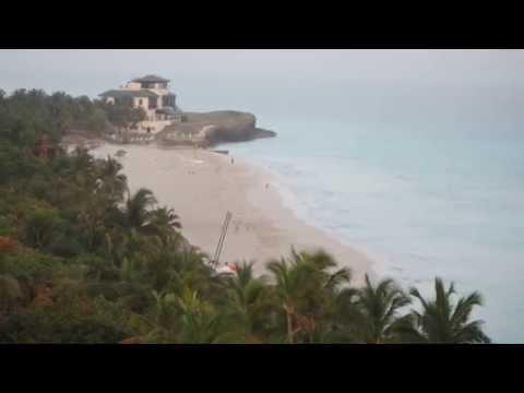 Hotel Melia Varadero: THE LEVEL Suite Ausblick auf Hotel Las Americas, DuPont Villa (Xanadu Mansion)