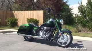 5. New 2014 Harley Davidson CVO Road King Motorcycles for sale