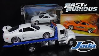 Nonton Fast & Furious Brian's Toyota Supra's - Jada Toys Film Subtitle Indonesia Streaming Movie Download