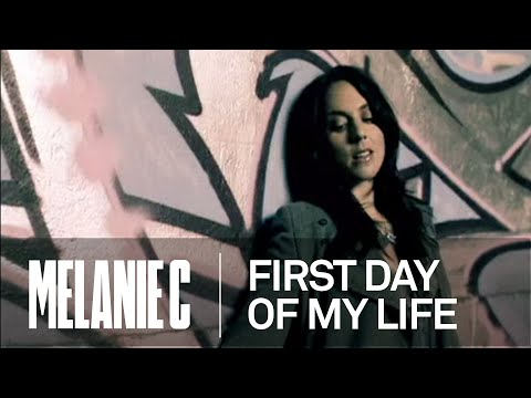 Tekst piosenki Melanie C - The first day of my life po polsku