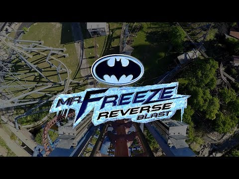Video Official MR. FREEZE: Reverse Blast POV | Six Flags Over Texas download in MP3, 3GP, MP4, WEBM, AVI, FLV January 2017