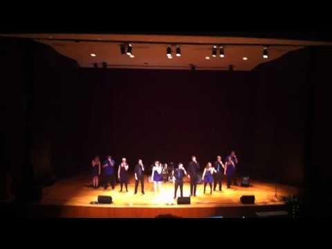 Unchained Melodies Debut Performance: Say (All I Need)