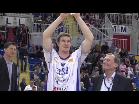 Mark payne n 11 ailier ancien champagne chalons - Paok salonique basket ...