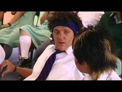 Summer Heights High (DELETED SCENE) - Jonah - Polynessian Pathways