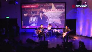 Superman Is Dead Live at @america
