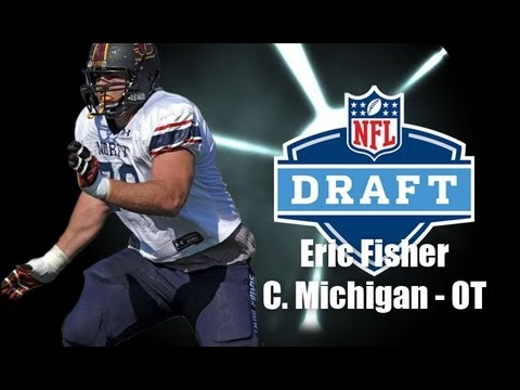 Eric Fisher - 2013 NFL Draft Profile video.